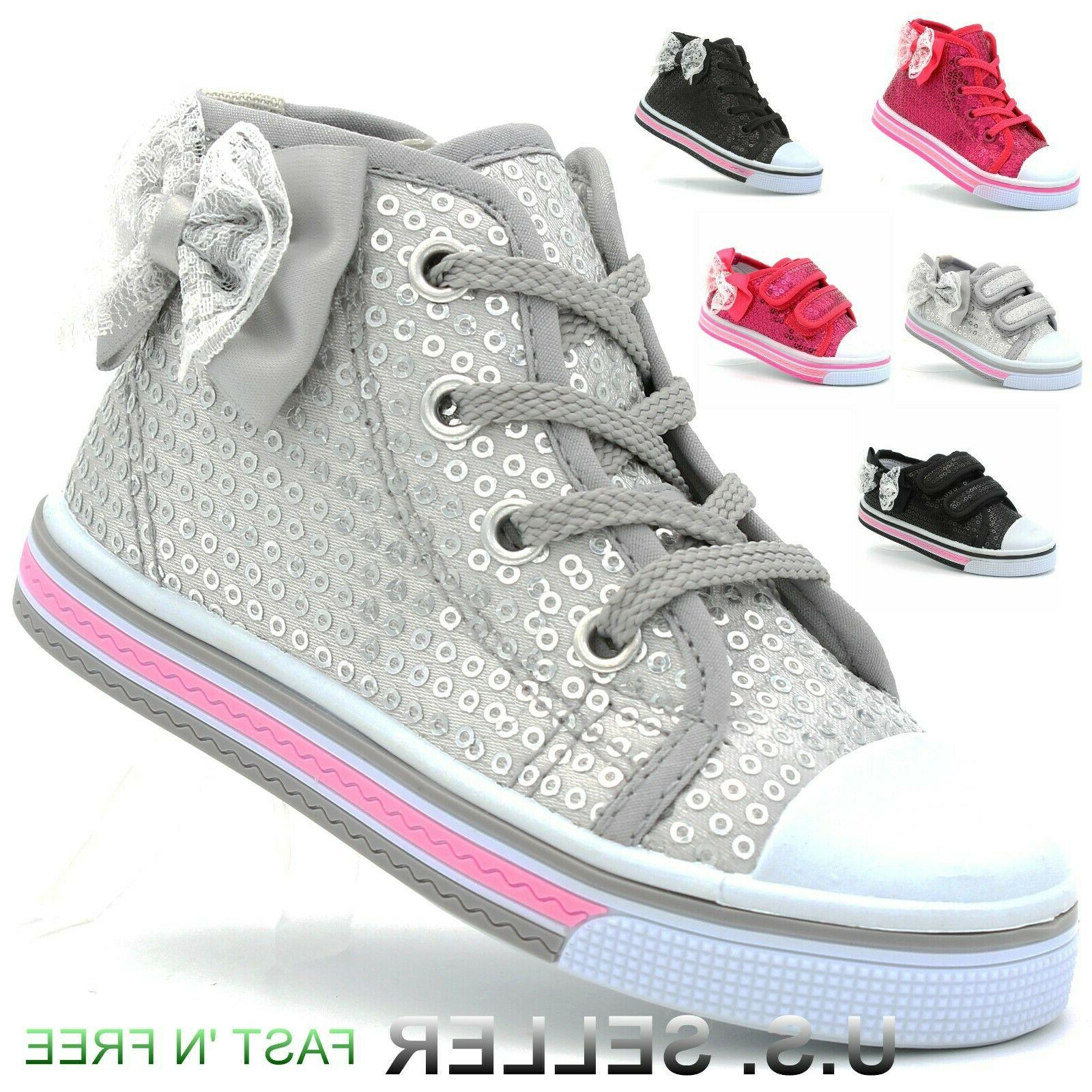 girls toddler canvas shoes sneaker strap little