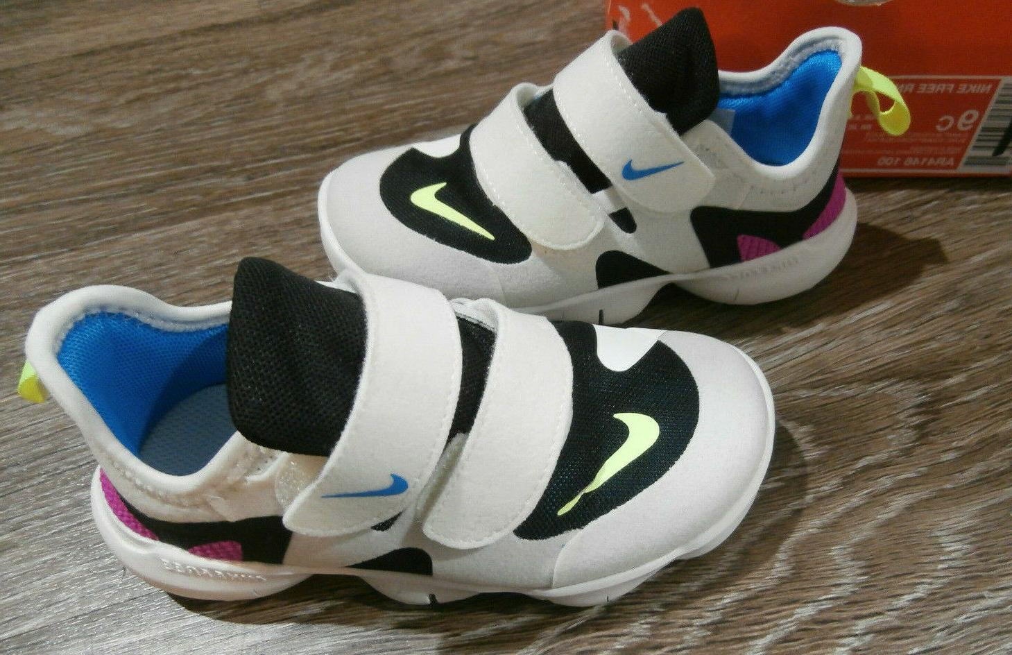 Nike infant shoes size Free RN 5.0. &
