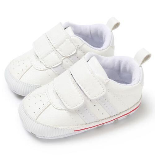 Infant Sport Sneakers Baby Girl Crib Shoes Newborn Months