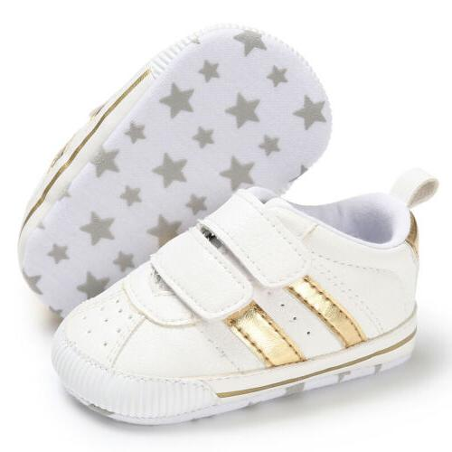 Infant Baby Boy Crib Shoes Months