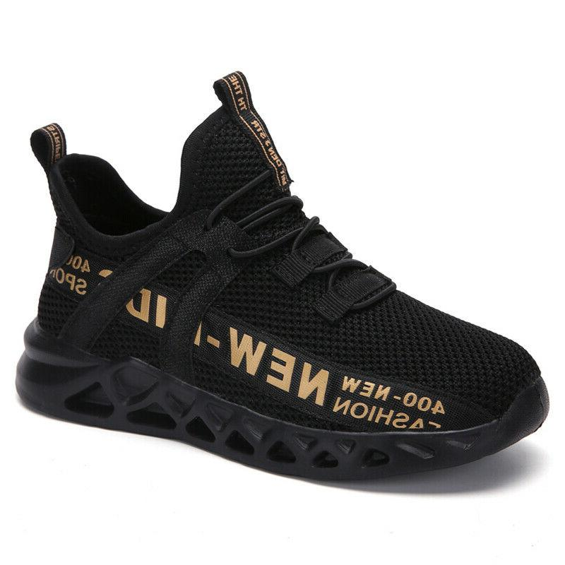 Kids Sneakers Sports Running Shoes Mesh