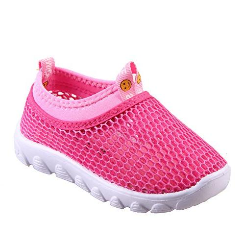 kids casual shoes breathable slip on sneakers