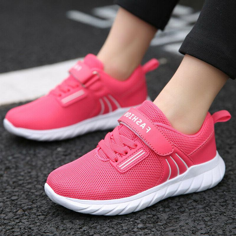 Kids Shoes Breathable Athletic Sneaker Shoes