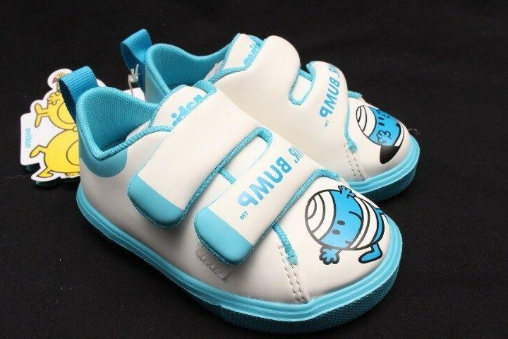 NATIVE MONACO VELCRO - TODDLER SIZES MR MEN MR. BUMP 2310444
