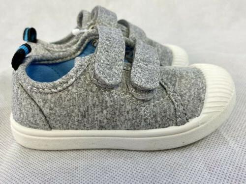 NEW Cat Gil Gray Sneakers Toddler Boys Loop Size 11