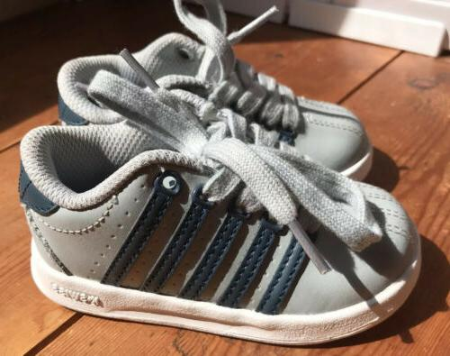 NEW Kids Classic Shoes 5 Grey