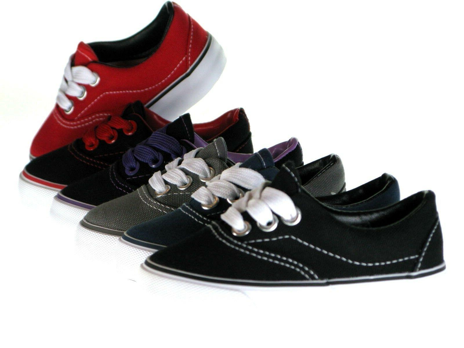 New Lace Up Low Top Boys Or Shoes