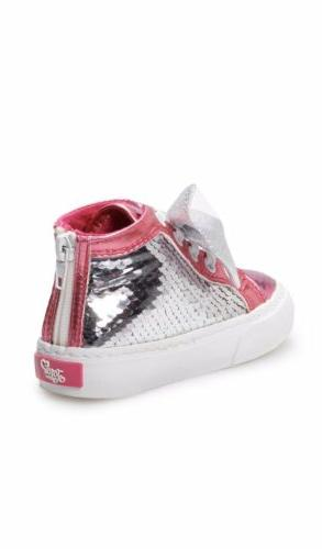 New Sequin Toddler Shoes Size 5T