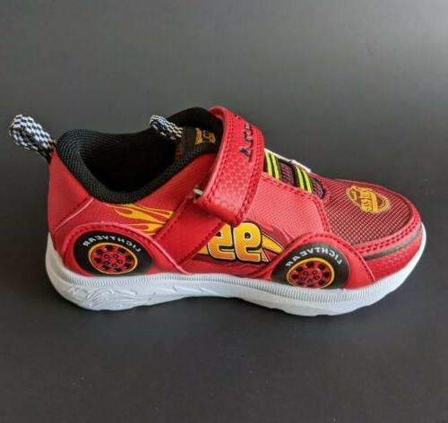 NEW Light-Up Cars Lightning McQueen