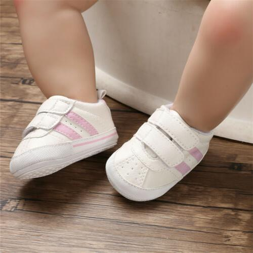 Newborn Crib Shoes Infant Sneakers
