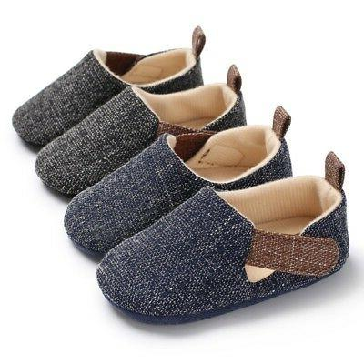 Newborn Shoes Toddler Soft Sole 0-18M