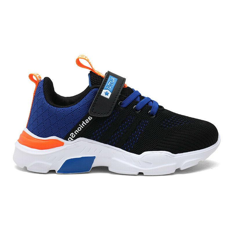 Children Trainers Sports Kids Shoes Boys Girls
