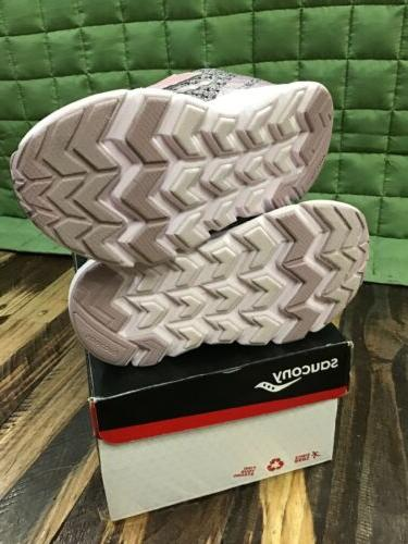 Saucony Little Girl Blush Size 7.5