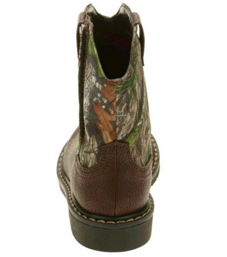 Mossy Oak Toddler Camo Shoes: All Sizes