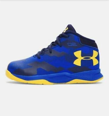 Under Armour TODDLER Curry 2.5 Basketball Shoes Size 6K Boys