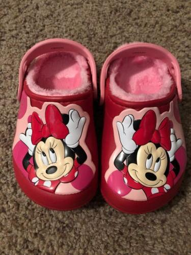 toddler girl minnie 8 nwot