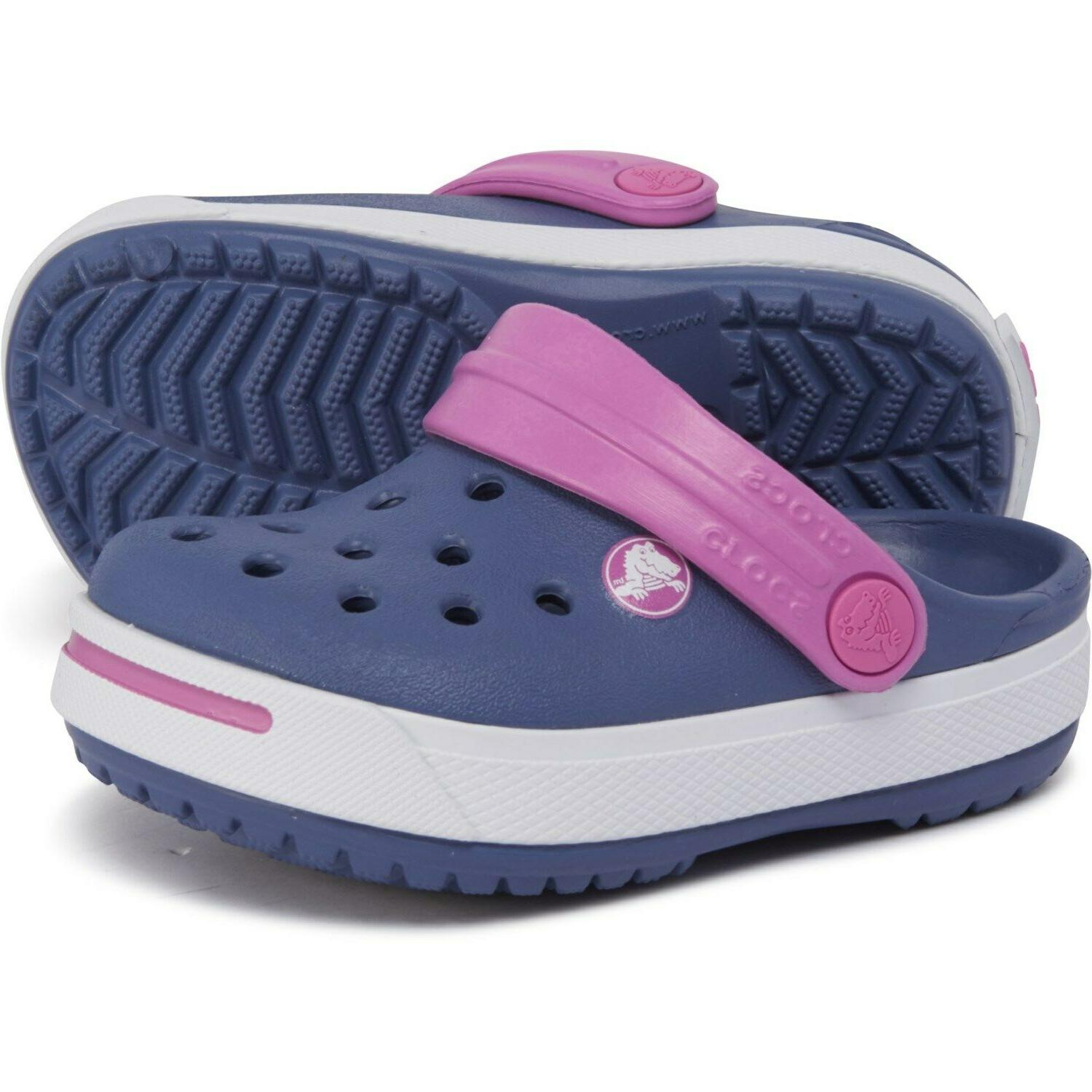 Crocs Toddler Clogs ii Purple