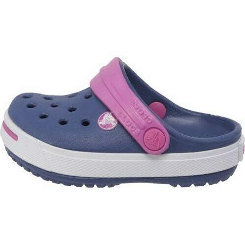 Crocs Toddler Girls' Classic Clogs Sandals Shoes