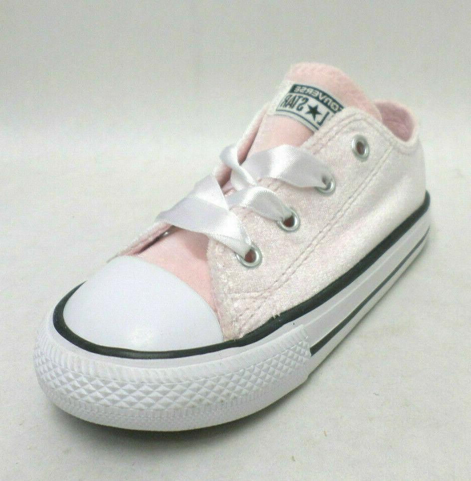 Converse Star Lo Arctic Pink Size