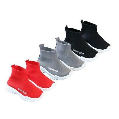 New Baby Boy Ankle Boots Sport Sneakers