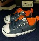 Toddler Converse Shoes Canvas Sneakers Street slip Navy Oran