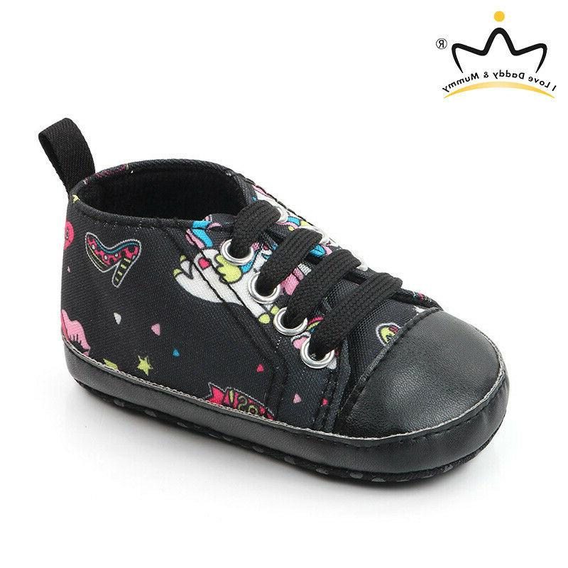 Unicorn Shoes Soft Anti Toddler Shoes Girl Shoes