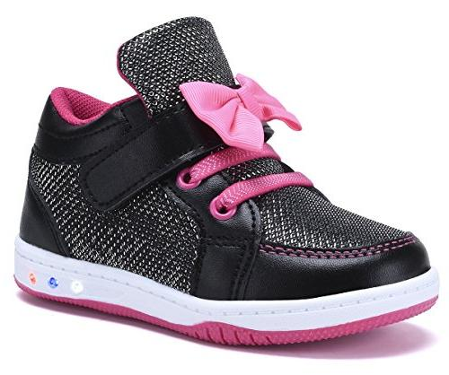 yl313 toddler glitter shoes girl s flashing