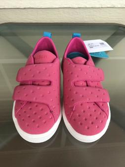 Native Monaco Low Toddler Girls Shoes Size C11 Hollywood Pin