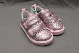 NATIVE MONACO - TODDLER SIZES PINK GLITTER/COLD PINK 2310440