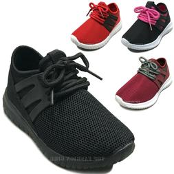 NEW Baby Sneakers Sport Mesh Lace Up Baby Boy Girl Toddler T