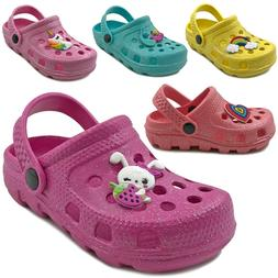new baby toddler girls clog sandals cute