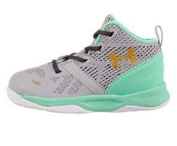 NEW Boy's Toddler Steph Curry Under Armour Shoes CURRY 2 128