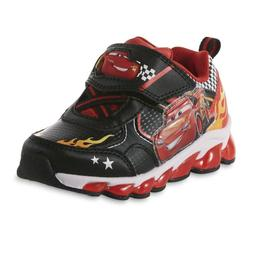 NEW Boys Disney Cars Light Up Sneakers Size 6 7 8 9 11 12 Li
