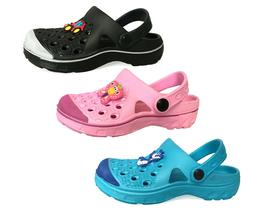 New Boys Girls' Garden Clog Shoe Beach Shower Pool Shoes Tod