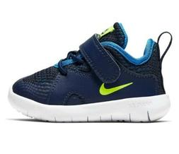 New Nike Flex Contact 3 Toddler Boys Athletic Shoe Midnight
