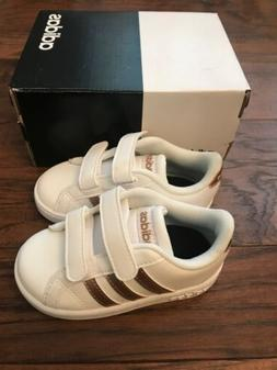 new toddler baseline cmf inf shoes white