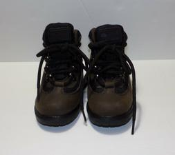 Deer Stags NEW Toddler Boys Boots Shoes 6TM Brown/Black Lace