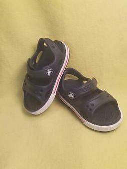 NEW Crocs Toddler Boys or Girl Sandal / Water Shoes Size 4 B
