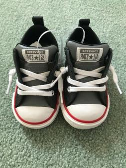NEW Converse Toddler Chuck Taylor All Star Street Slip on Le