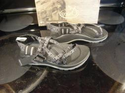 New Toddler Girls Hugs & Kisses Chaco ZX1 Ecotread Sandals,