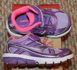 New! Toddler Girls Saucony Ride Shoe  - Size 6.5 C