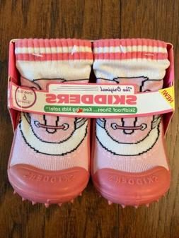 NEW Toddler Skidders Girls Shoes Pink Size 6 or 8