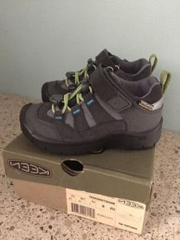Nib Keen Hikeport WP Size 8 Toddler Boys Shoes Boots Magnet