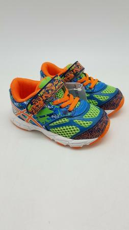 Asics Noosa Tri 10 TS Running Shoes Boy's Baby Toddler Shoe