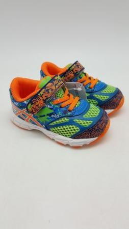 Asics Noosa Tri 10 TS Running Shoes Boy's Toddler Shoe Size