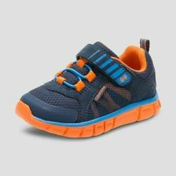 NWT Surprize by STRIDE RITE Toddler Boy Sneakers Shoes Velcr