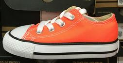 Sale! Converse Chuck Taylor All Star OX Toddler Walking Shoe