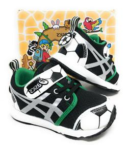 Asics School Yard TS Sports Soccer Infant/Toddler Shoes Lace