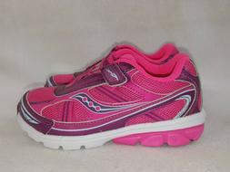Saucony Shoes G Baby Ride Girls Toddler Size 9.5 Extra Wide