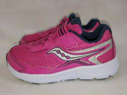 Saucony Shoes Ride JR Kids Girls Toddler Size 9.5 Extra Wide